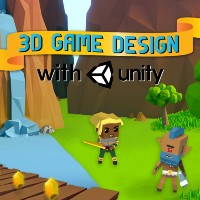 3D game design video game